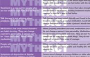 Myths and Facts about Depression and Bipolar Disorder