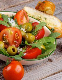 Health Benefits of Salad