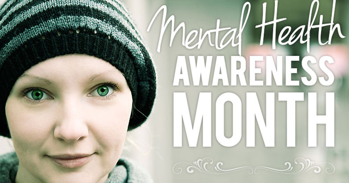 Why Mental Health Month Matters: New Life Outlook Bipolar Infographic
